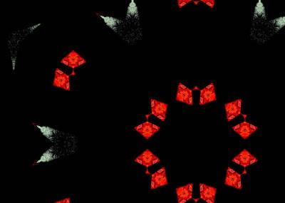 Digital Art - Space Invaders 1j by Artist Dot