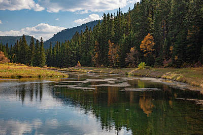 Photograph - Spearfish Canyon Pond by Al Hann