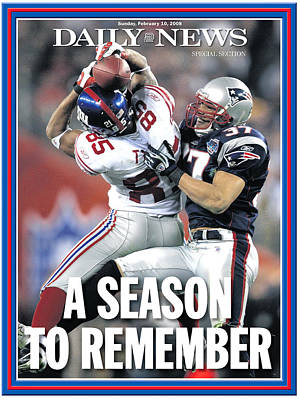 Photograph - Special Section A Season To Remember by New York Daily News Archive