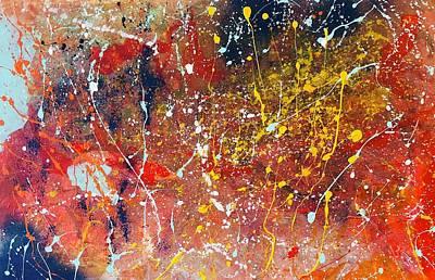 Painting - Speechless by Christina Schott