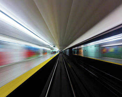 Photograph - Speed 2 by Brian Carson