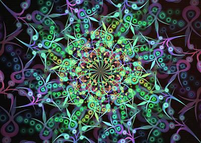 Digital Art - Sphere Medium by Vitaly Mishurovsky