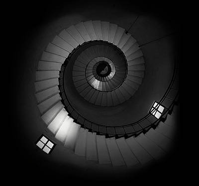 Photograph - Spiral by 0049-1215-16-2610334597