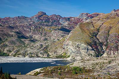 Photograph - Spirit Lake 2 by Al Hann