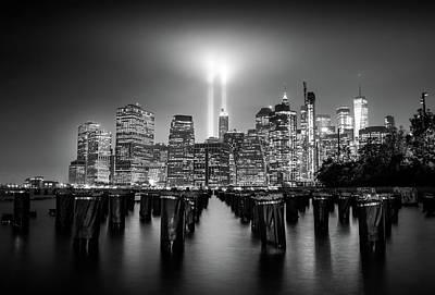 Broadway Wall Art - Photograph - Spirit Of New York by Nicklas Gustafsson