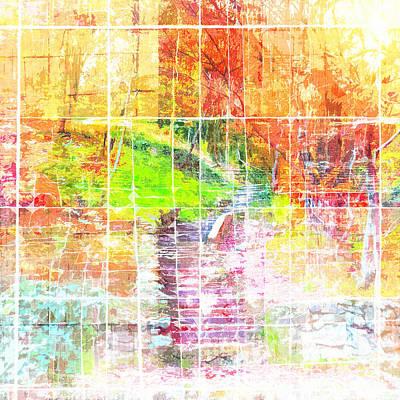 Digital Art - Spiritual Fight by Payet Emmanuel