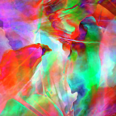 Digital Art - Splendor - Custom Version 2 - Abstract Art by Jaison Cianelli