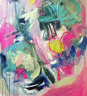 Painting - Splish Splash by Christine Zmuda