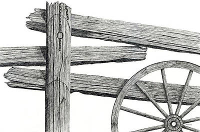 Split Rail Fence Original