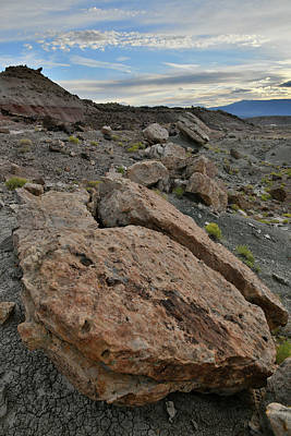 Photograph - Split Rock At Ruby Mountain In Grand Junction by Ray Mathis