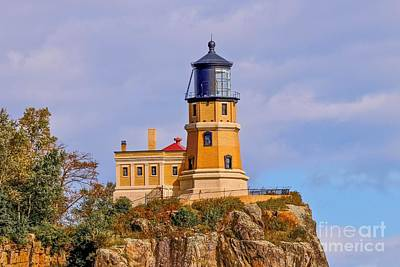 Photograph - Split Rock Lighthouse 2 by Susan Rydberg