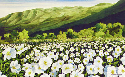 Painting - Spring Bloom by Douglas Castleman