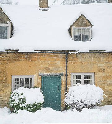 Photograph - Spring Cottage Snowshill by Tim Gainey