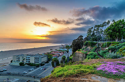 Photograph - Spring In The Park On The Bluffs by Gene Parks