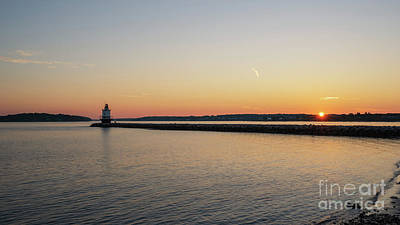 Photograph - Spring Point At First Light by Michael Ver Sprill