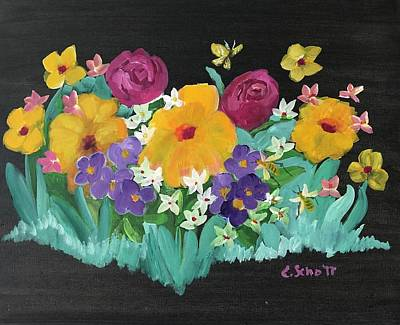 Painting - Spring Wishes by Christina Schott