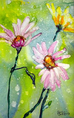 Painting - Springtime by Sally Bullers