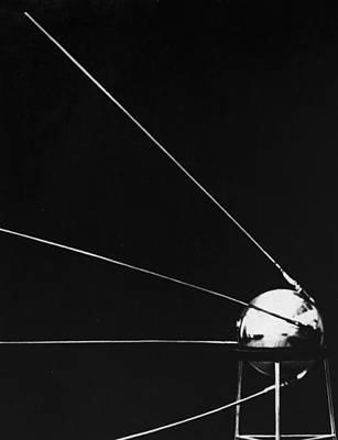 Photograph - Sputnik I by Hulton Archive