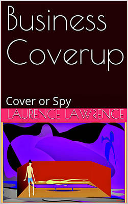 Wall Art - Painting - Spy 09 by Laurence Lawrence