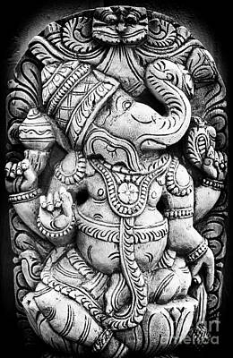 Photograph - Sri Ganesha Jai by Tim Gainey