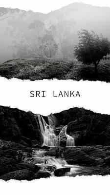 Photograph - Sri Lanka Poster 1 by Jenny Rainbow