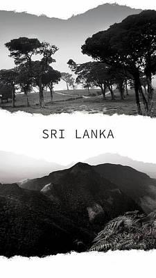 Photograph - Sri Lanka Poster by Jenny Rainbow
