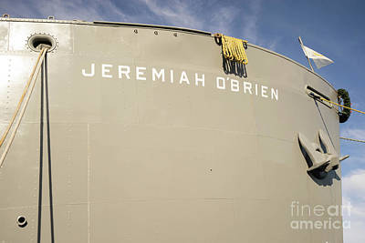 Photograph - Ss Jeremiah Obrien Liberty Ship At San Francisco Fishermans Wharf Dsc6871 by Wingsdomain Art and Photography