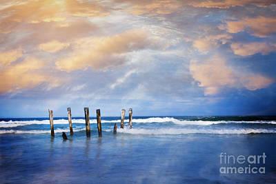 Photograph - St. Clair Beach by Scott Kemper