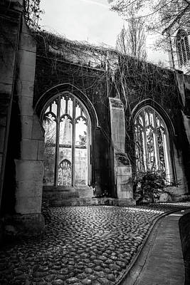 Photograph - St Dunstan In The East by Georgia Fowler