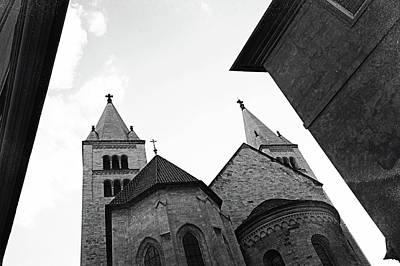 Photograph - St. George Basilica. Old Prague by Jenny Rainbow