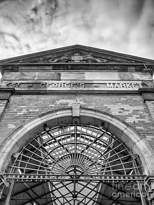 Photograph - St. George's Market, Belfast by Jim Orr