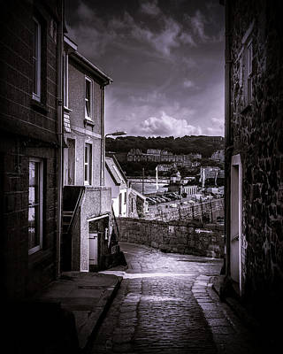Photograph - St Ives Street by Eddy Kinol