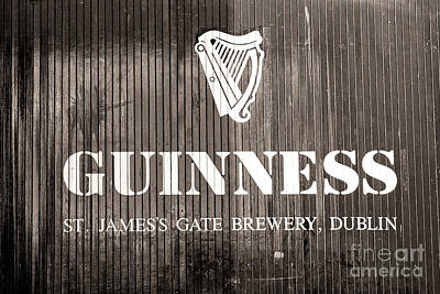 St. James Gate Brewery Dublin Art Print