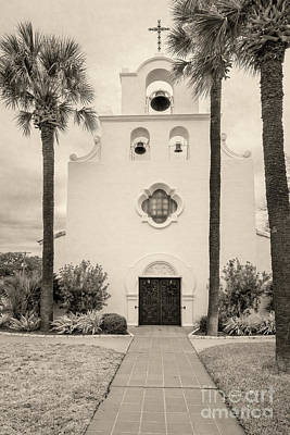 Photograph - St. Mark's Lutheran Church by Imagery by Charly