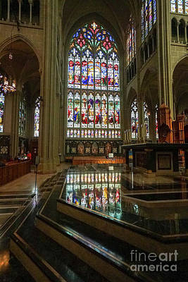 Photograph - St. Mary's Cathedral Basilica by Cathy Donohoue