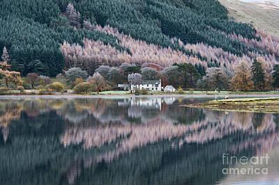 Photograph - St Marys Loch Scotland  by Tim Gainey