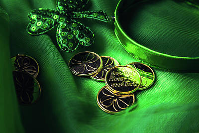 Photograph - St Patrick's Day by Jeanette Fellows