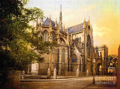 Photograph - St. Philip's Church England  by Carlos Diaz