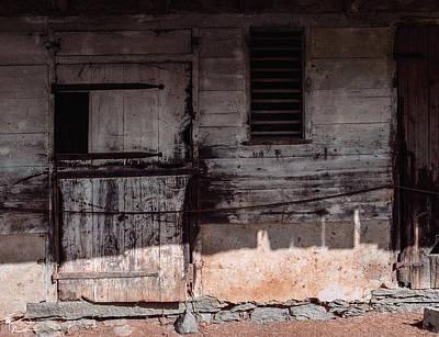 Digital Art - Stable Door by David Derr