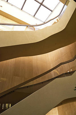 Photograph - Stairs 3 by Andrea Anderegg