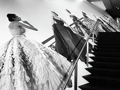 Photograph - Stairs To Christian Dior by Marilyn Hunt
