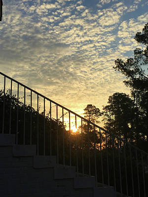 Photograph - Stairway To Heaven by Matthew Seufer