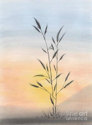 Painting - Stands Alone by Judy Horan
