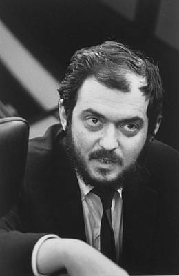 Photograph - Stanley Kubrick by Dmitri Kessel
