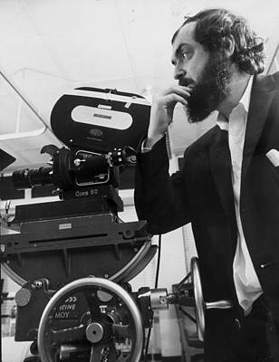 Photograph - Stanley Kubrick by Evening Standard