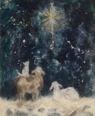 Painting - Star by Susanne Weber