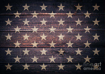 Photograph - Stars and stripes by Marilyn Nieves