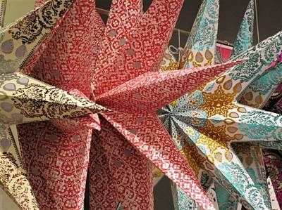 Photograph - Stars For Advent by Rosita Larsson