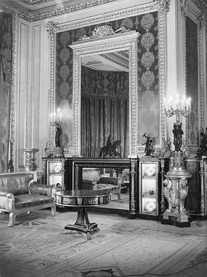 State Apartments Art Print by Arthur Tanner