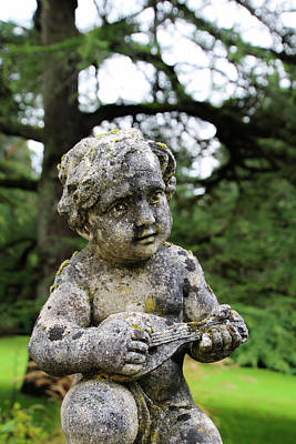 Photograph - Statue Serenade by Perggals - Stacey Turner
